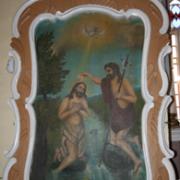 """Paveikslas """"Jėzaus krikštas"""""""