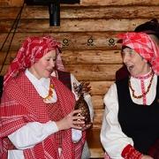Mosėdžio folklorinis ansamblis