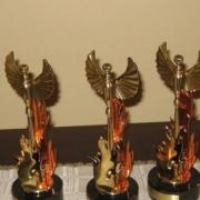 """Apdovanojimas - """"Auksinis feniksas"""""""