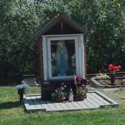 Kulų kapinių koplyčia
