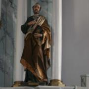 """Skulptūra """"Šv. Petras"""""""