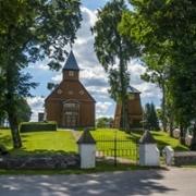 Barstyčių Šv. Simono Judo bažnyčia ir varpinė