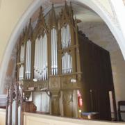 Ylakių bažnyčios vargonai