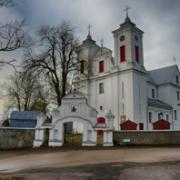 Mosėdžio Šv. Mykolo Archangelo bažnyčia