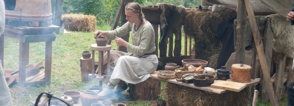 The oldest settlement in Lithuania and other Curonian tribe heritage